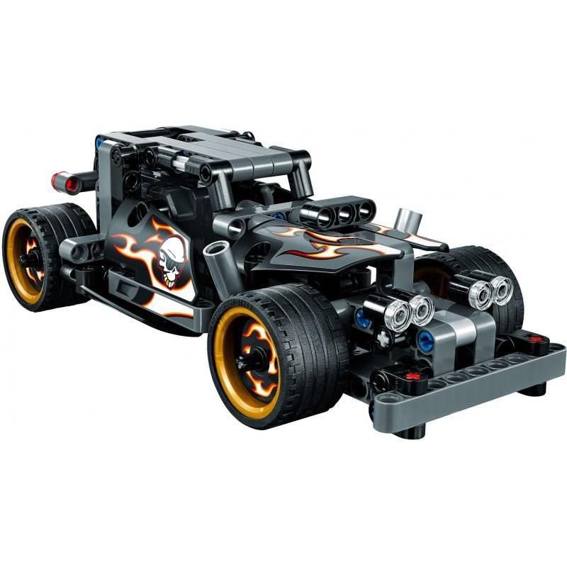 Klocki Lego Technic 42046 Wyścigówka Zbiegów Sklep Internetowy Dla