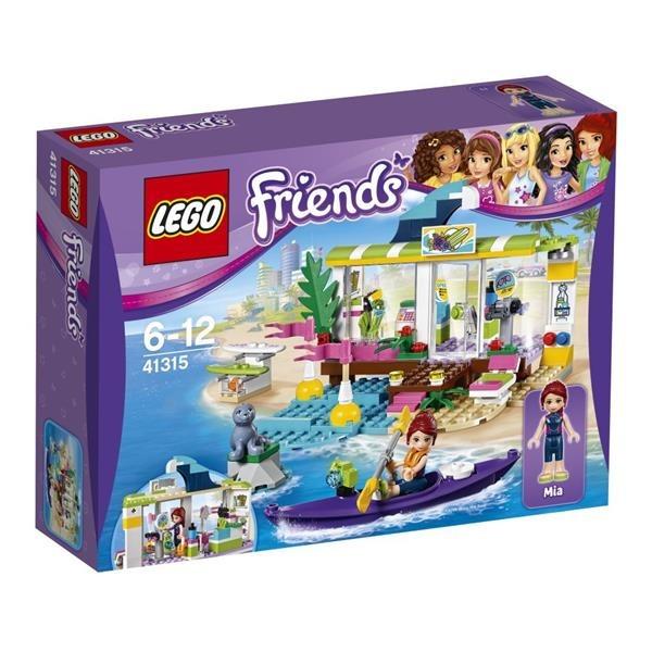 Klocki Lego Friends 41315 Sklep Dla Surferów W Heartlake Sklep