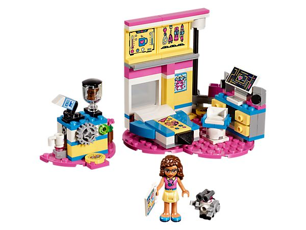 Klocki Lego Friends 41329 Sypialnia Olivii